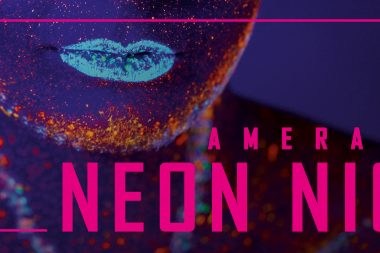 """Ameranger Neon Night"" in Rosa"